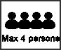 icona 4 persone